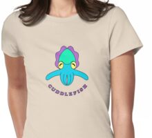 CUDDLEFISH Womens Fitted T-Shirt