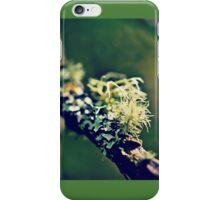 Pondering Lichen iPhone Case/Skin