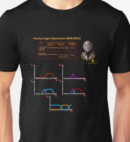 Operation of Fuzzy Logic Unisex T-Shirt