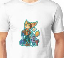 Ratchet and Clank - Destructive Duo Unisex T-Shirt
