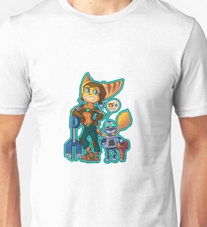 Ratchet and Clank - Destructive Duo Unisex T-Shirt