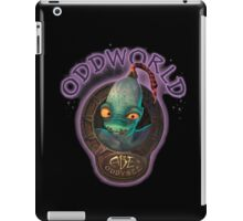 Abes Oddysee iPad Case/Skin