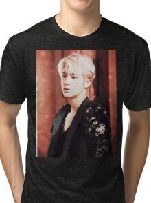 Jin Wings Tri-blend T-Shirt