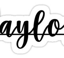 Baylor Arrow Sticker