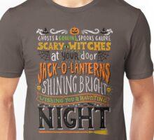 Haunting night Unisex T-Shirt