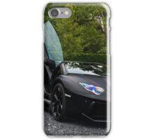 Lamborghini Aventador  iPhone Case/Skin