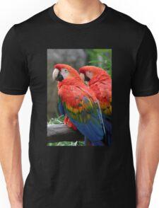 Scarlet Macaw Unisex T-Shirt