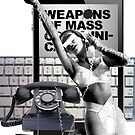 weapons of mass communications by Susan Ringler