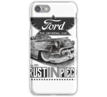 ford iPhone Case/Skin