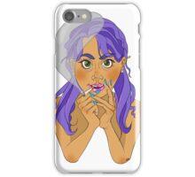 Stop Smoking 2 iPhone Case/Skin