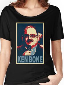 Ken Bone For President Women's Relaxed Fit T-Shirt