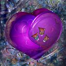 Purple Heart by Cornelia Mladenova