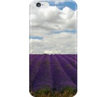 Lavender Landscape (Version 2) iPhone Case/Skin