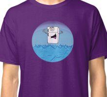 Water under the fridge - trailer park boys RICKYISM Classic T-Shirt