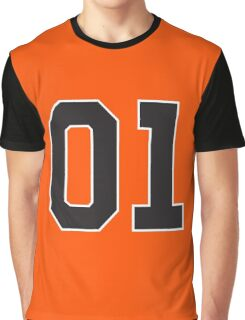 General Lee Graphic T-Shirt