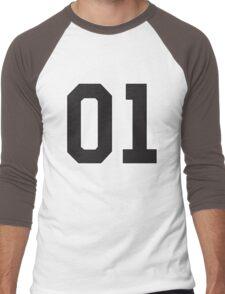 General Lee Men's Baseball ¾ T-Shirt