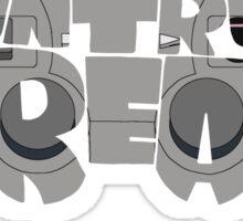 Control freak - PS Sticker