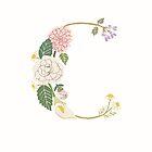 Botanical Letter C by dgarden