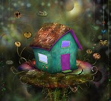 Home by Cornelia Mladenova