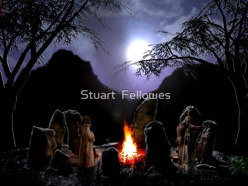 Beltane by Stuart  Fellowes