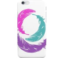 Feather 3some iPhone Case/Skin
