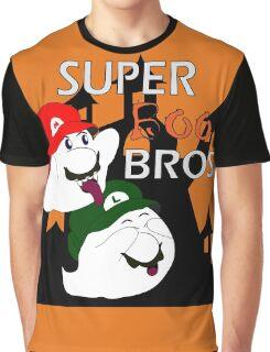 Super Boo Bros Graphic T-Shirt