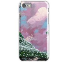 Daisies and a Dashing Dirigible iPhone Case/Skin