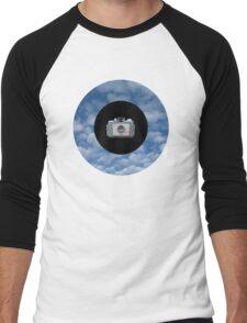 The Photographer's Eye Men's Baseball ¾ T-Shirt