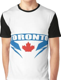 Respect Toronto Blue Jays T-Shirt - Postseason Clincher Graphic T-Shirt