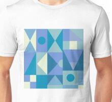 Geometric Inversion Unisex T-Shirt
