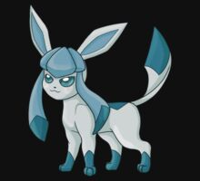 Cute Glaceon Kids Clothes