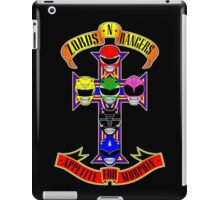 Zords N Rangers iPad Case/Skin