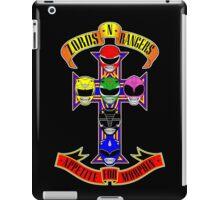 Zords N Rangers iPad Case/Skin