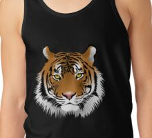 Sumatran tigers the smallest of all living tigers Tank Top