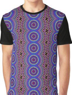 Cool Swirl Graphic T-Shirt