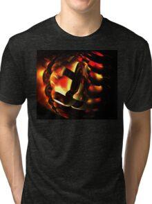 Red Chestnut Tri-blend T-Shirt