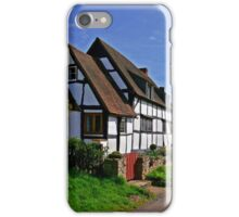Chocolate Box Cottage iPhone Case/Skin
