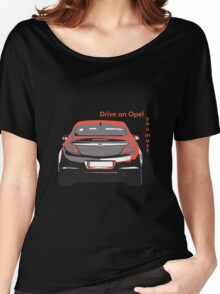 Cool vehicle illustration Women's Relaxed Fit T-Shirt