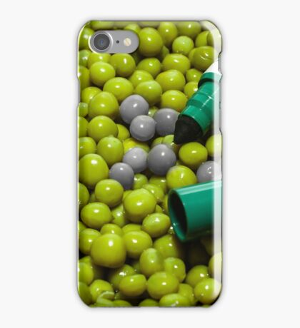 Where's my other green marker? iPhone Case/Skin