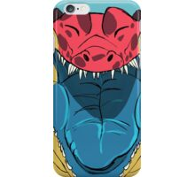 RBY Mouth iPhone Case/Skin