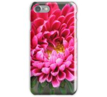 Red Bloom iPhone Case/Skin