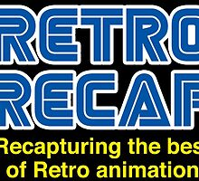 Retro Recap Gaming Logo by psychoandy