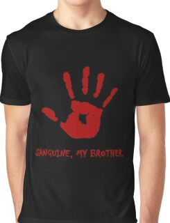 Dark Brotherhood - Sanguine, My Brother. Graphic T-Shirt