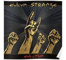 Evilyn Strange Evilution Poster