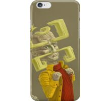 A Man Of Style iPhone Case/Skin