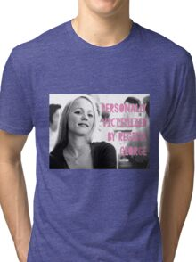 Personally Victimized Tri-blend T-Shirt
