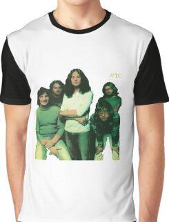 The Guess Who Carl Dixon Bachman Cummings 2  Graphic T-Shirt