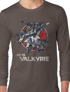 Vintage Skull Squadron Long Sleeve T-Shirt