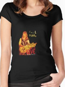 The Guess Who Carl Dixon Bachman Cummings 8 Women's Fitted Scoop T-Shirt