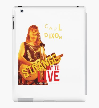 The Guess Who Carl Dixon Bachman Cummings 8 iPad Case/Skin